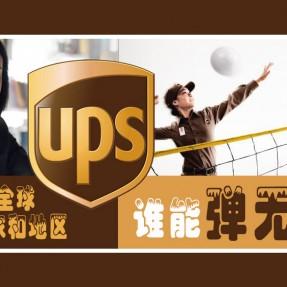UPS国际货运