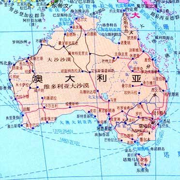 澳大利亚Australia偏远地区邮编查询-TNT国际快递