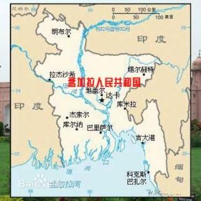 孟加拉Bangladesh偏远地区邮编查询-TNT国际快递